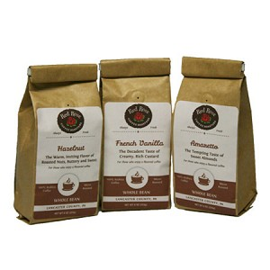Flavored Decaf Coffee Sampler